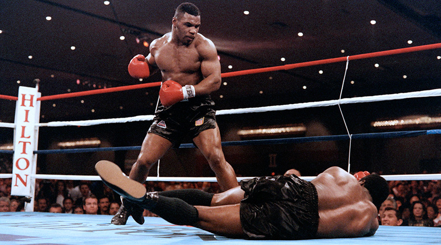 30yrs ago 'Iron' Mike Tyson became youngest heavyweight champ in history