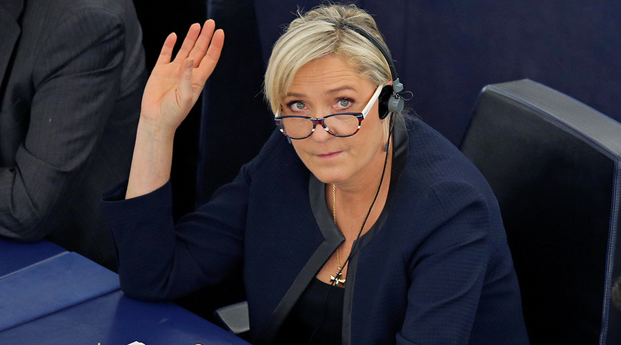 Madame President Le Pen - Europe's next political earthquake