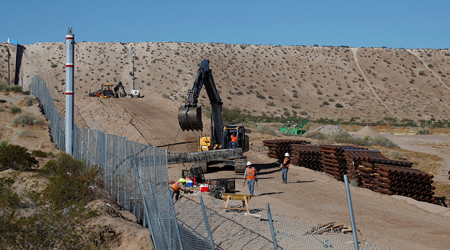 Mexican cement company offers to build Trump his wall