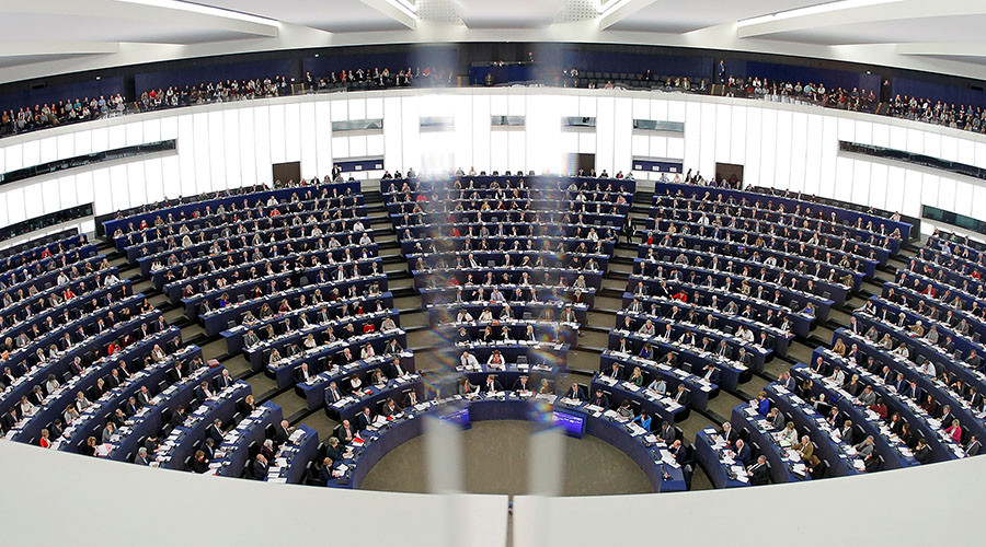 'Delusional call for war': MEPs denounce anti-Russian 'propaganda' resolution