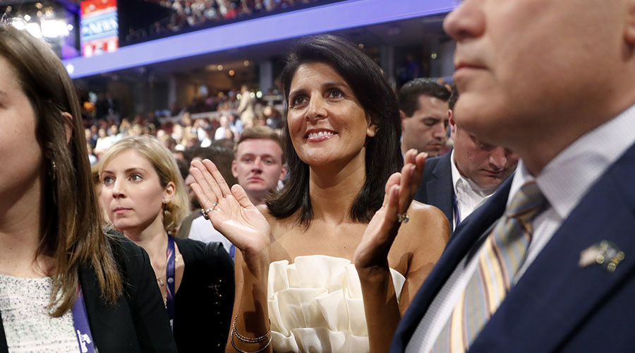 Trump's UN pick: Where Nikki Haley stands on Middle East, other foreign policy issues