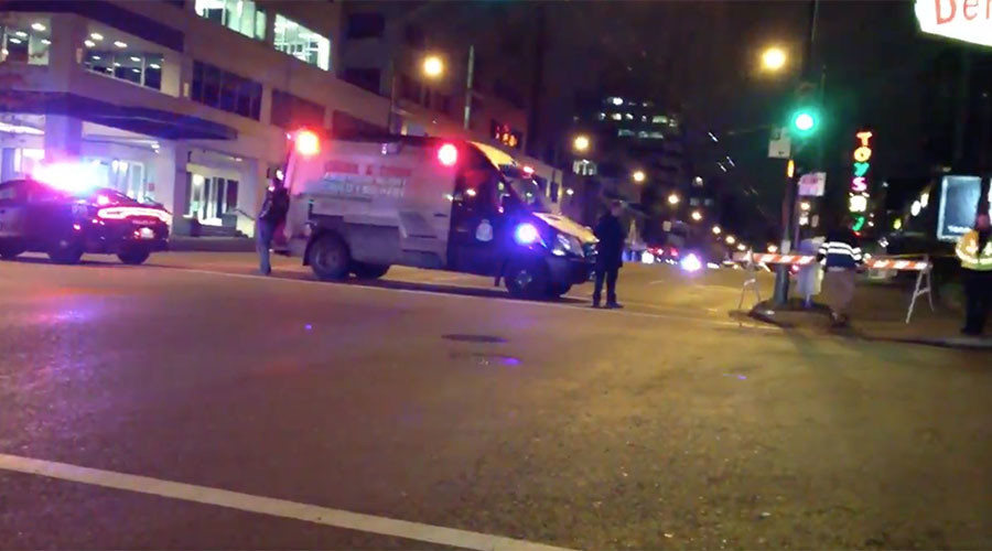 Vancouver police close street, deploy bomb squad over 'pressure cooker' scare