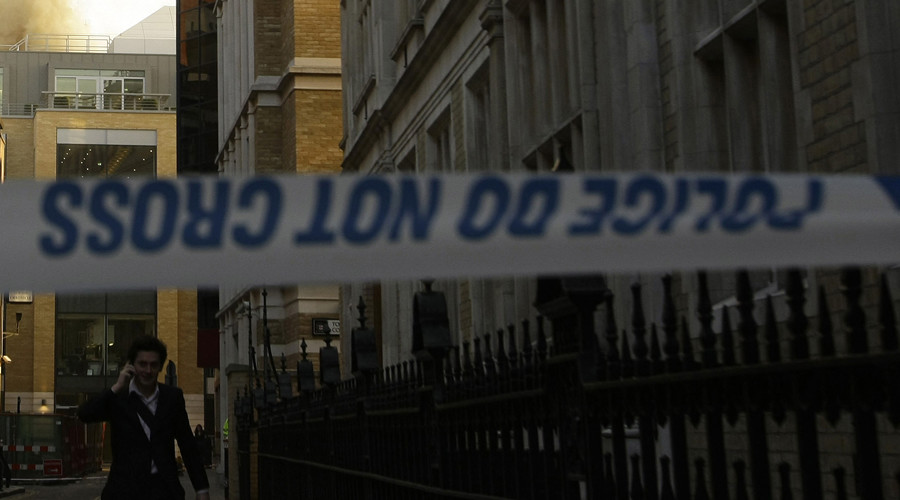 Jewish Agency for Israel London office & surrounding streets evacuated over suspicious vehicle