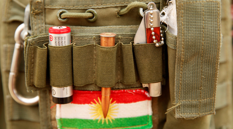 Brit who joined Kurdish Peshmerga to fight ISIS returns to police 'harassment'