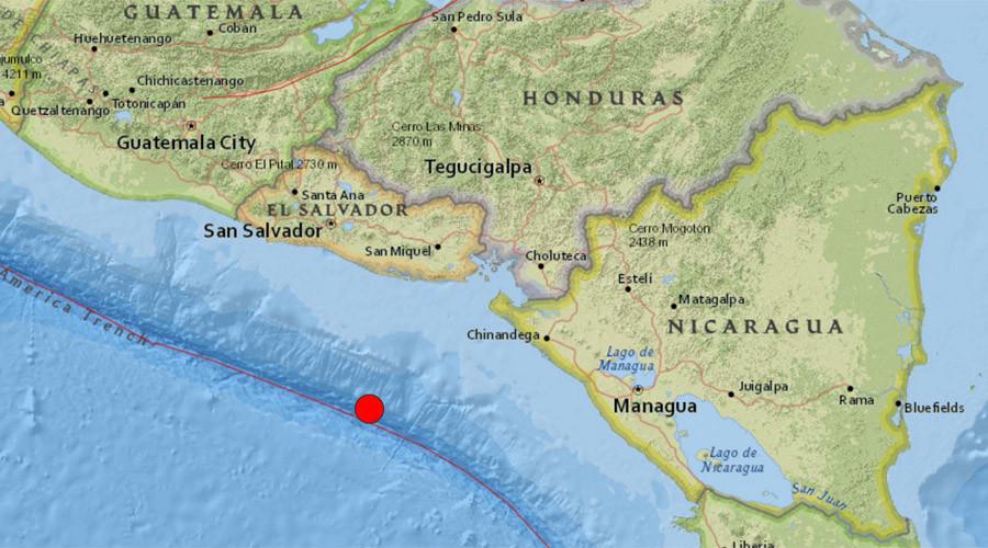 7.0 magnitude quake off Central America coast triggers tsunami alert