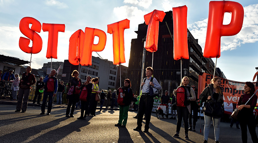 Backlight: TTIP Might is Right