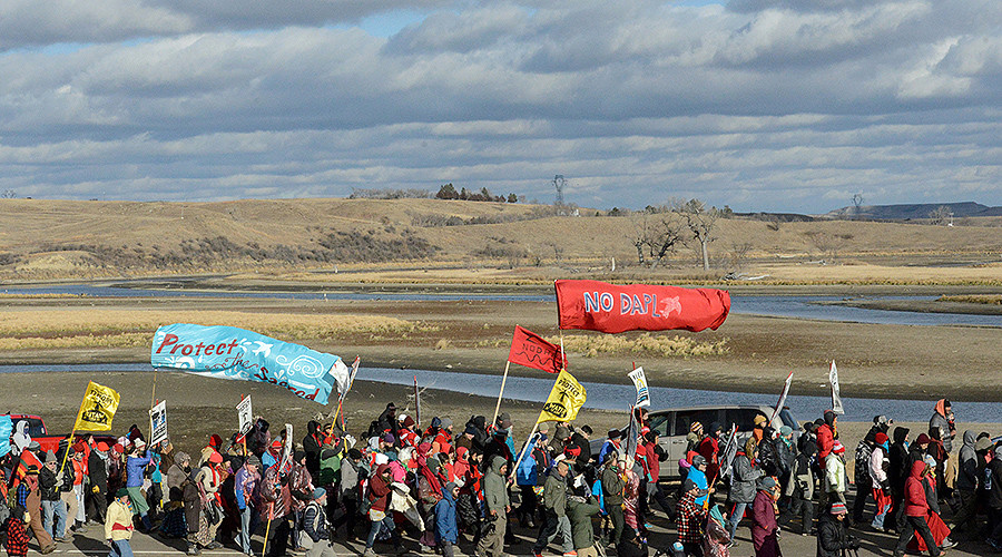 Possible conflict of interest: Trump owns shares in Dakota Access pipeline parent company
