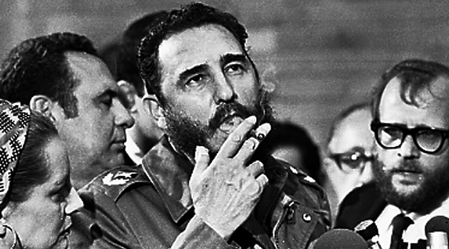 Fidel's death: New round of US vs. Cuba political football, or The End?