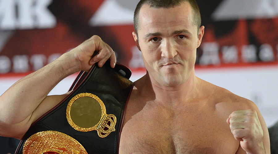 World boxing champ Lebedev offers to tackle unruly flight passenger