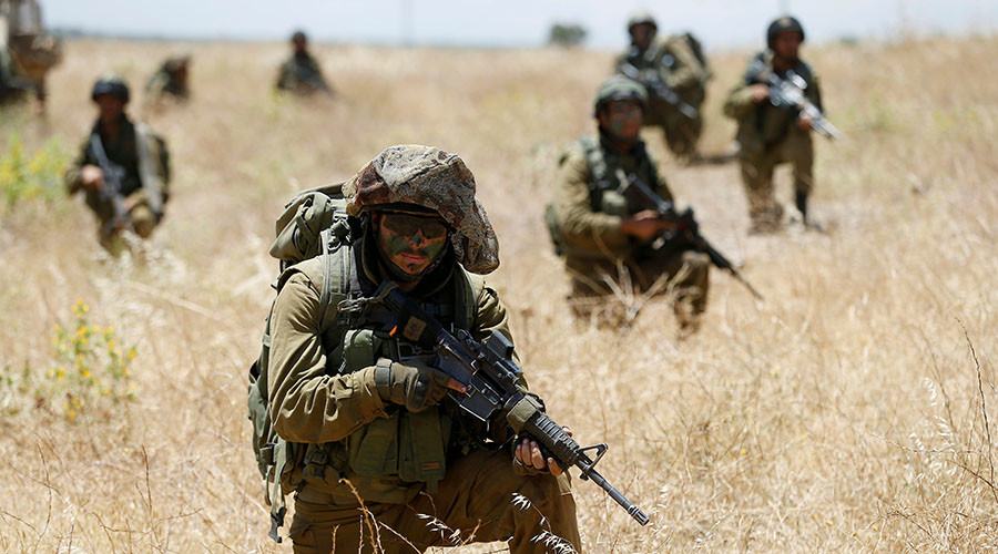 IDF strikes ISIS compound in Syria after militants' 1st cross-border attack