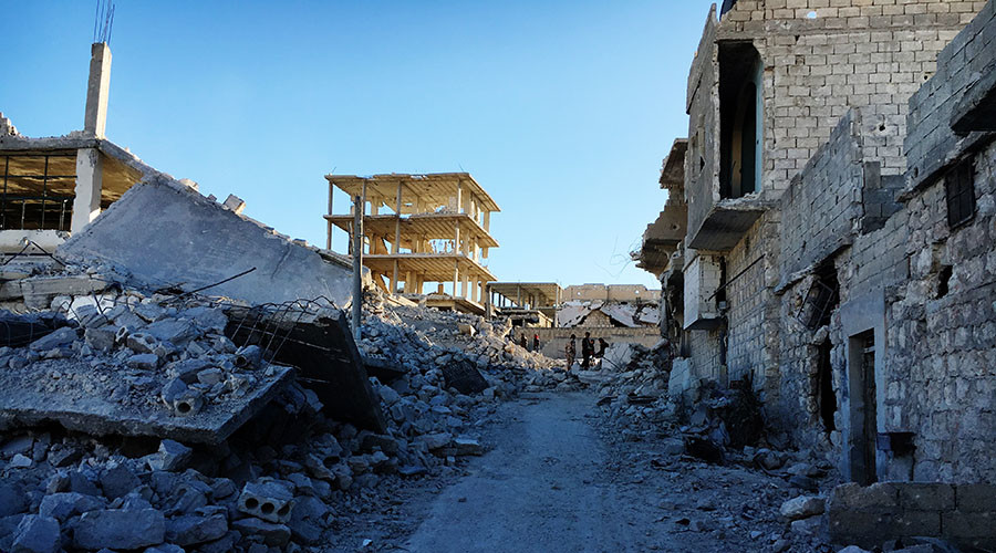 Syrian delegation to Ireland will highlight role of EU sanctions in killing women & children