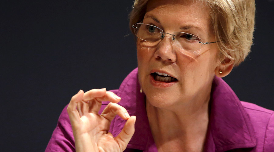 Elizabeth Warren accuses big pharma of hijacking 'cures bill'