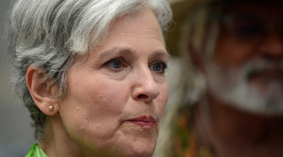 Stein sues for hand count of ballots in Wisconsin, risks recount