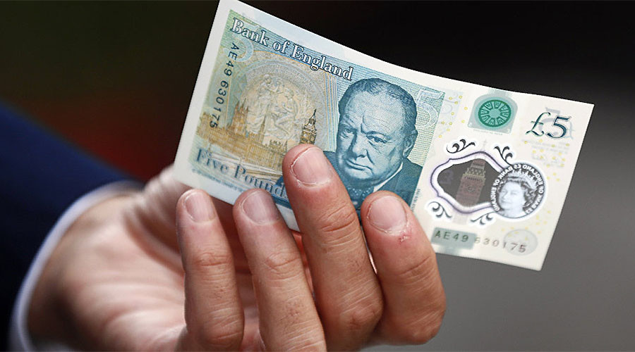 Pound of flesh? New £5 note contains animal fat, holds no currency with vegans