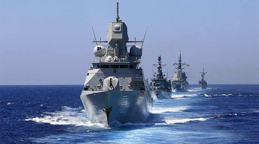 EU to invest in warships & drones as part of joint defense plan – FT