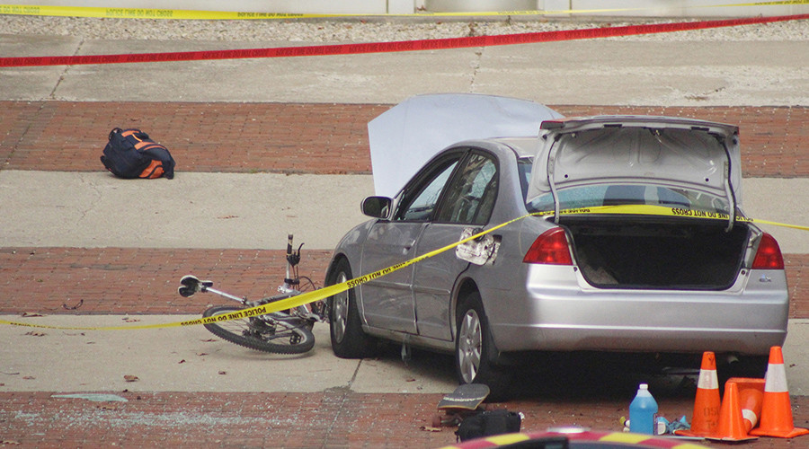 ISIS claims responsibility for Ohio State car-and-knife attack