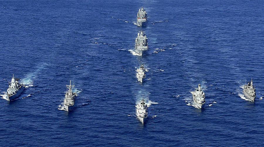 Kiev seeks joint patrols with NATO in Black Sea