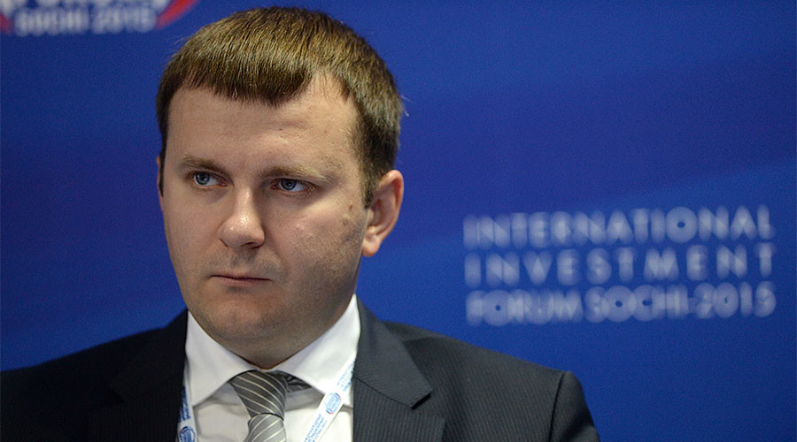 Putin appoints new Russian economy minister