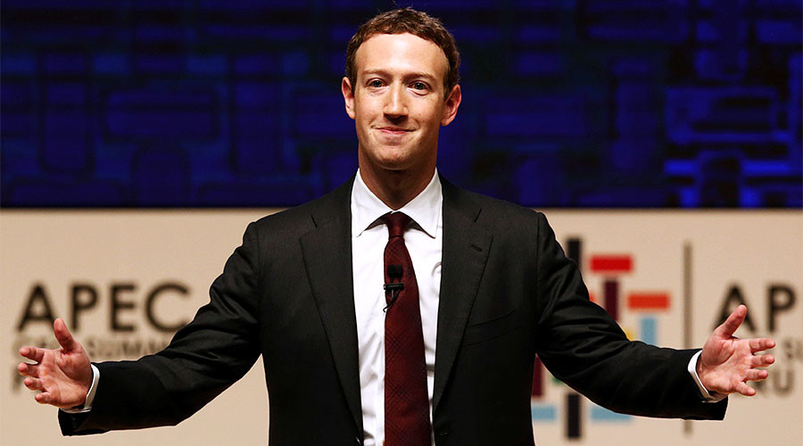 Facebook mistakenly deleted Mark Zuckerberg's 'fake news' posts