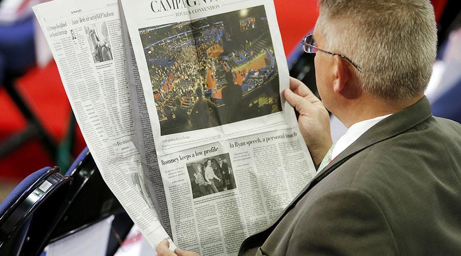 The Washington Post teaches us how to make fake news go viral