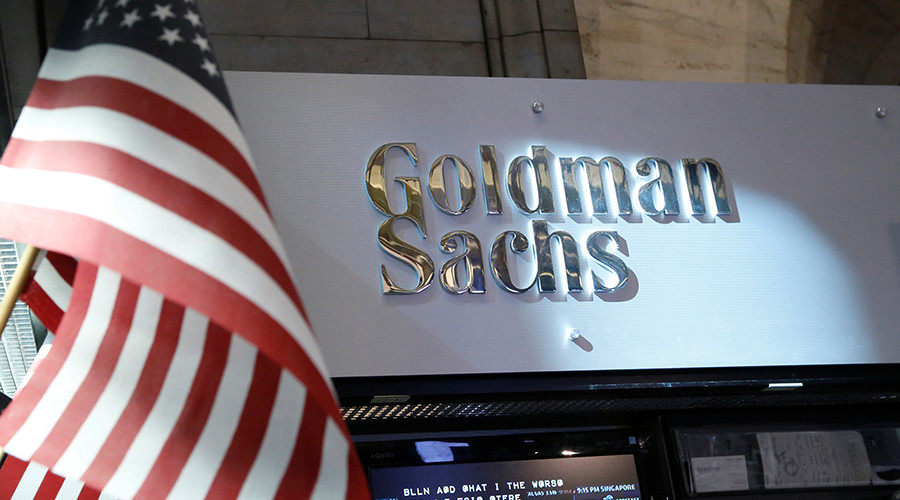 Trump appoints ex-Goldman exec as Treasury Sec, bank's stocks hit highest levels since 2007