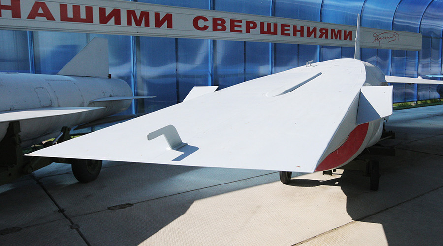 Report warns Pentagon of hypersonic 'missile gap' with Russia, China