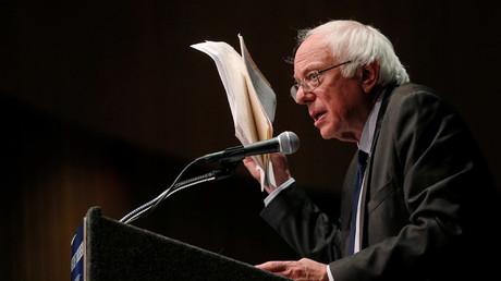 Senator Bernie Sanders © Brian Snyder
