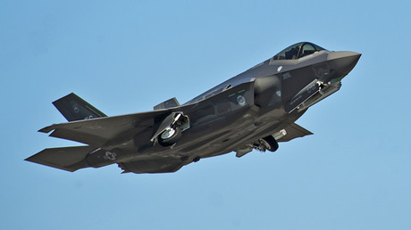 F-35A Lightning II stealth fighter, built by Lockheed Martin © US AIR FORCE