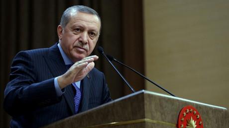 Turkish President Tayyip Erdogan © Murat Cetinmuhurdar