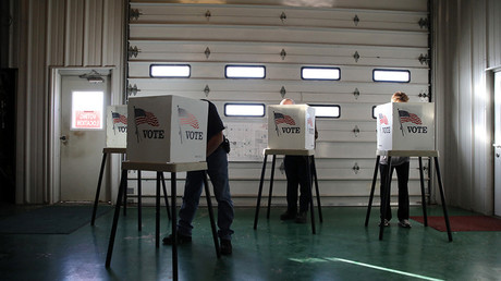 Judge rejects Trump's request in Nevada early voting dispute