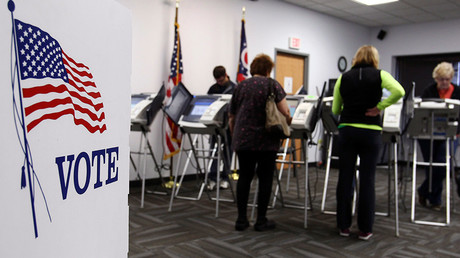 Clinton wins Virginia, one of battleground states