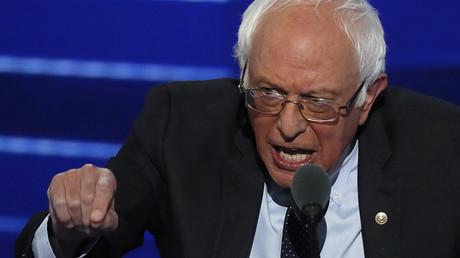 Blame Bernie