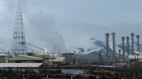 A general view of the Arak heavy-water project, 190 km (120 miles) southwest of Tehran © Hamid Forootan