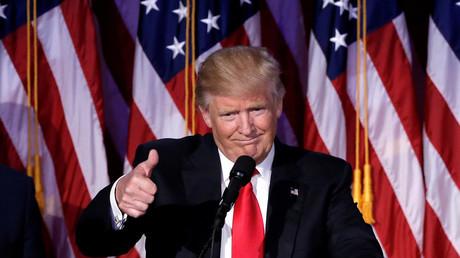 U.S. President-elect Donald Trump © Mike Segar