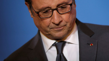 French President Francois Hollande © Christian Hartmann