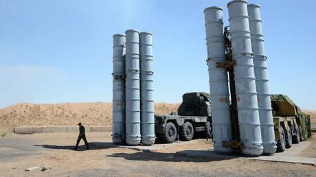 S-300 missile system © Pavel Lisitsyn