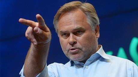 Eugene Kaspersky, CEO of Kaspersky Lab © Vladimir Trefilov
