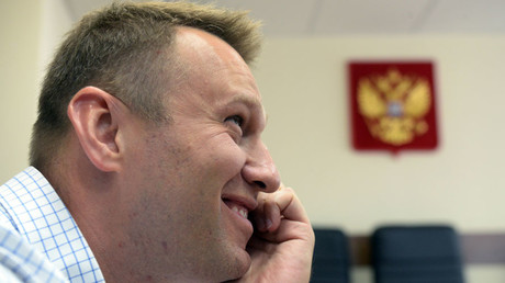 Supreme Court vacates sentence for Russian whistleblower Navalny