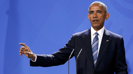 U.S. President Barack Obama © Fabrizio Bensch