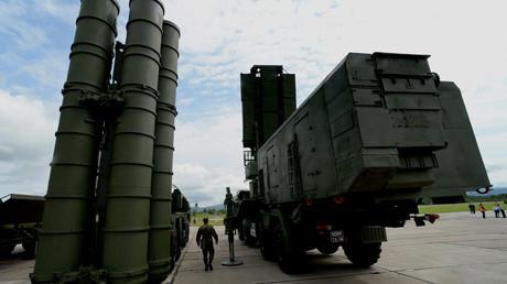 C-400 air defense system © Vitaliy Ankov