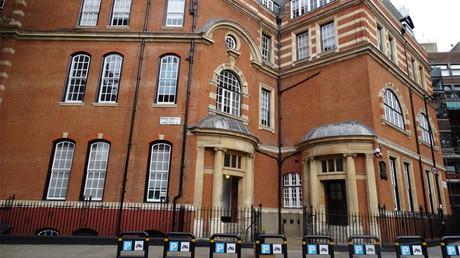 City University of London © Google Maps / Google