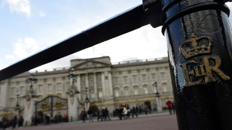 A general view of Buckingham Palace in central London, Britain, 18 November, 2016. © Hannah McKay