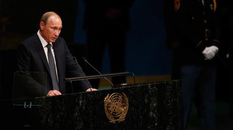 Putin's 2015 UN speech on 'multipolar world' coming to fruition
