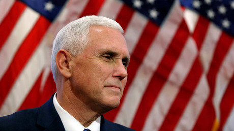 Vice President-elect Mike Pence © Gary Cameron
