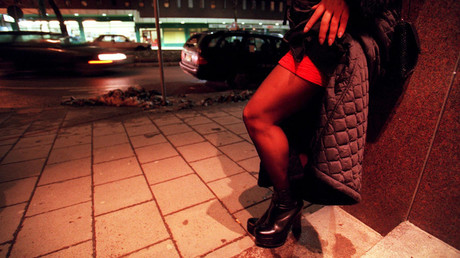 The Reality of Prostitution with Rachel Moran