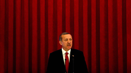 Turkish President Tayyip Erdogan. File photo. © Dado Ruvic