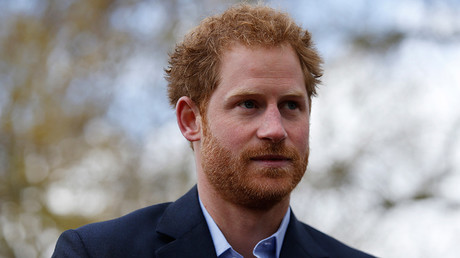 Great Britain's Prince Harry © Peter Cziborra