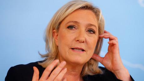 Marine Le Pen © Heinz-Peter Bader