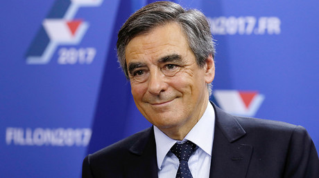 French politician Francois Fillon, member of the conservative Les Republicains political party © Thomas Samson/