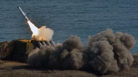 The Bal coastal missile system © Vitaliy Ankov